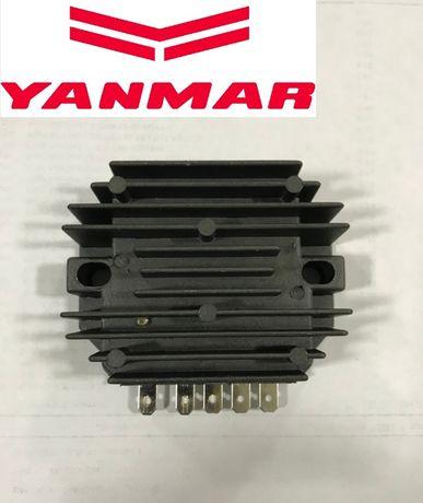Регулятор напряжения (Рэле зарядки) Янмар Yanmar 129150-77710