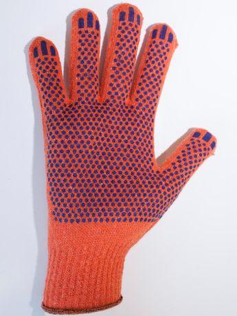 Рукавиці робочі, будівельні. Рабочие строительные перчатки.