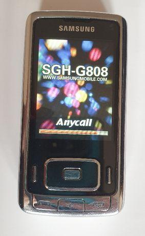 Samsung SGH G808 angielskie menu sprawny telefon anycall simlock