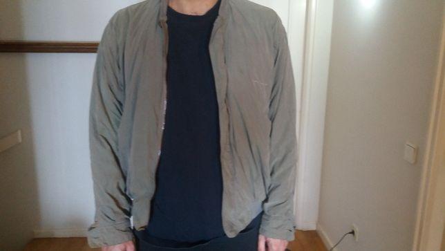 casaco / blusão impermeável 90s vintage