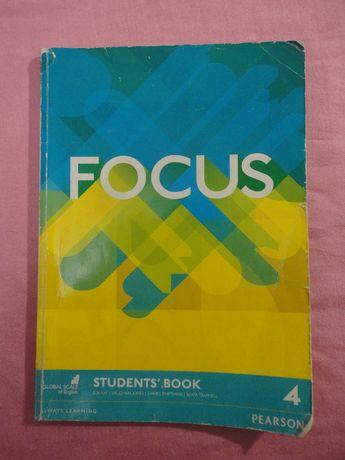 Учебник Focus 4 Student's Book