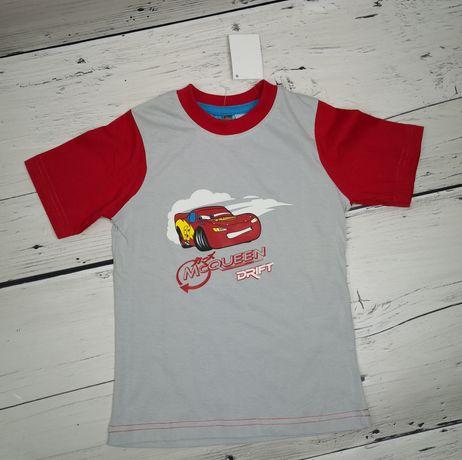 WYPRZEDAŻ! Koszulka Zygzak MC QUEEN 98/104