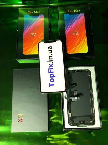 Дисплей для iPhone Xs Max AMOLED GX экран OLED олед как оригинальный