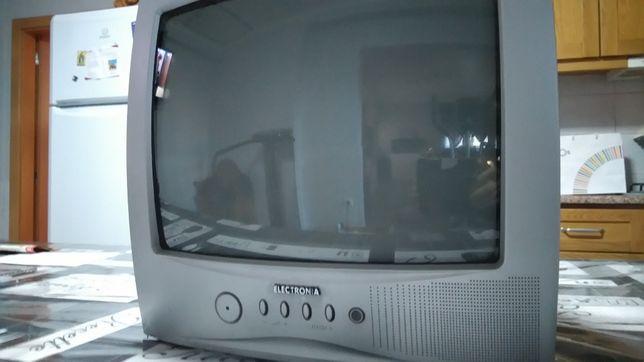 Tv pequena Electronia