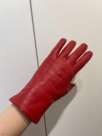 Новые Кожаные перчатки F&F