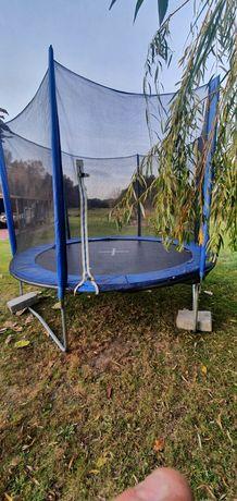 Trampolina ogrodowa 305cm 10FT mało uzywana
