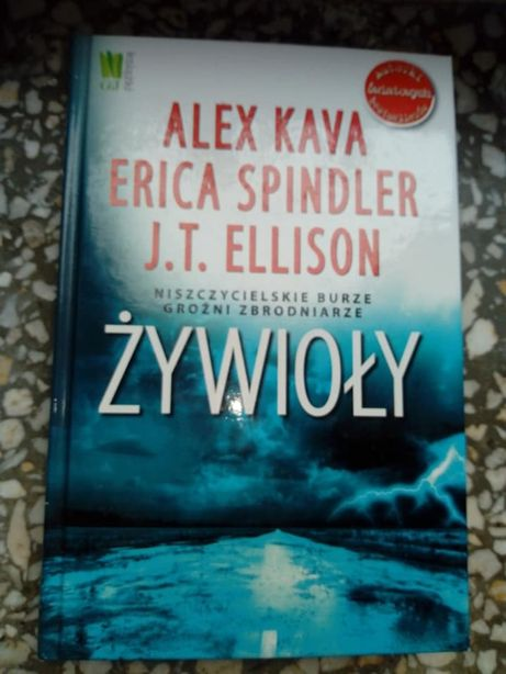 Żywioły - A. Kava, E. Spindler, J.T. Ellison
