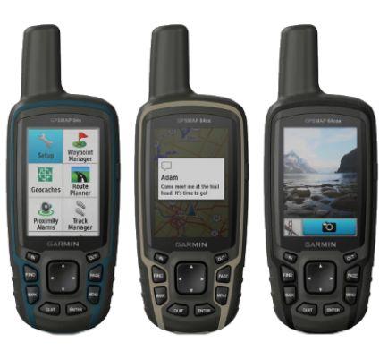 Туристичний Спортивний GPS навигатор Garmin GPSMAP 64x sx scx + Карты