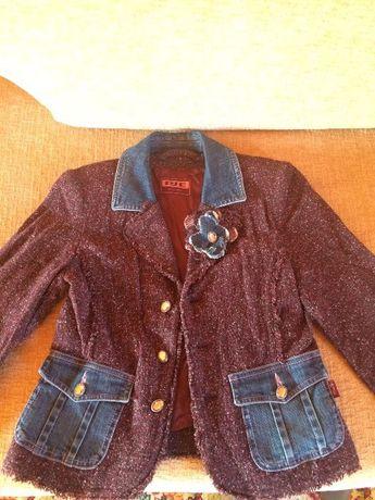 Модный пиджак PJE для девочки
