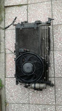 Chłodnica wody klimatyzacji intercooler Opel Corsa C Combo 1,3 CDTI