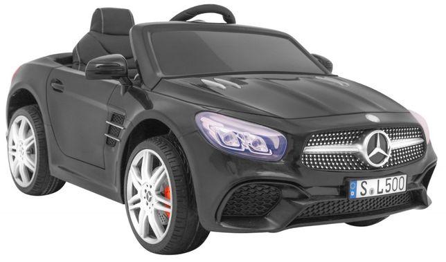 Samochód Mercedes SL 500 na akumulator dla dzieci Czarny