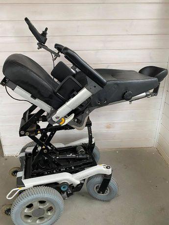 wózek inwalidzki elektryczny PERMOBIL winda PUMA podnoszący się