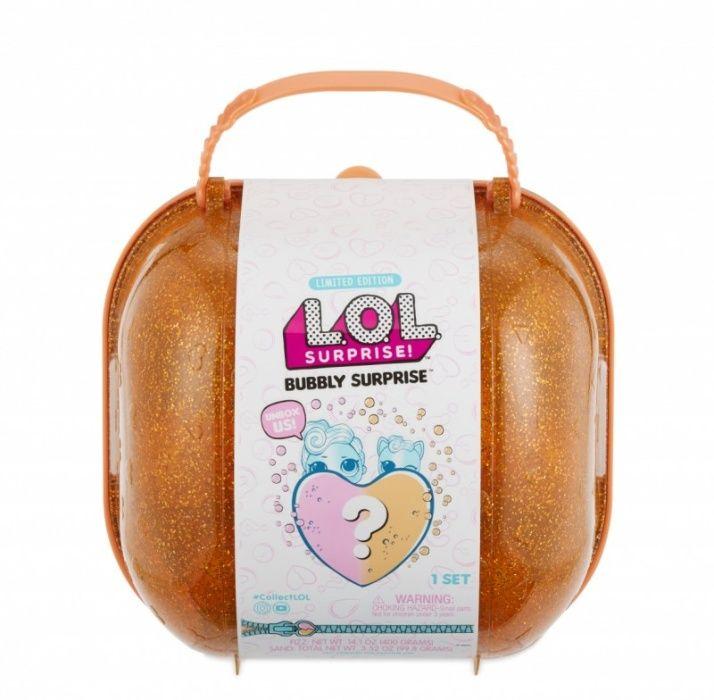 L.O.L. Surprise Bubbly Surprise HIT prezent lol dla dziewczynki