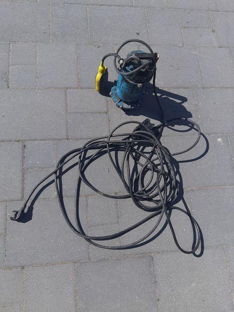 Pompa omnigena uszkodzona