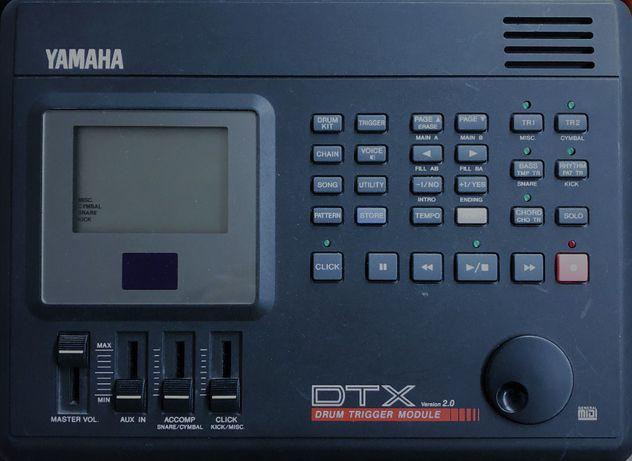 Yamaha dtx 2.0 moduł perkusyjny