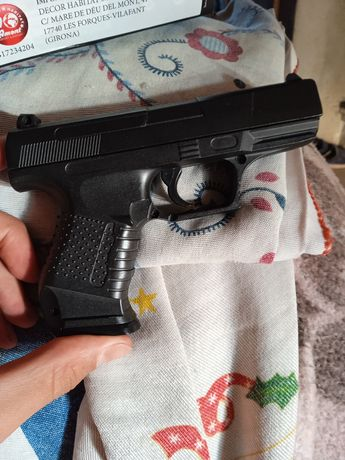 Pistola air soft Glock