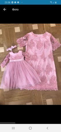 Продам платья Family look