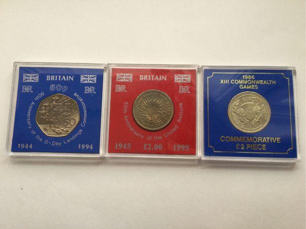 Монеты Великобритании