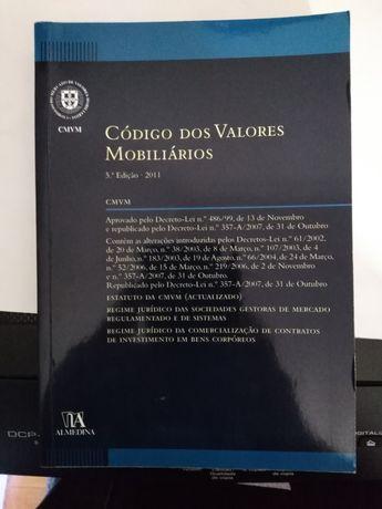 Codigo dos Valores Mobiliarios
