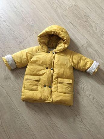 Куртка детская zara 2/3 года