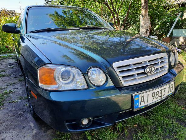 Kia Optima 2003 2.7л/гбо