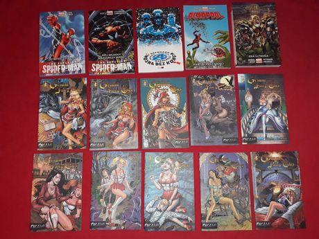 Komiksy Marvel, Grimm Fairy Tales