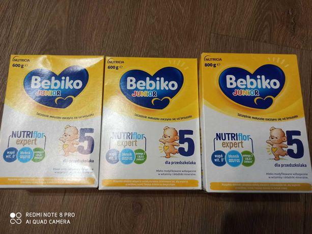 Mleko modyfikowane Bebiko 5 dla przedszkolaka