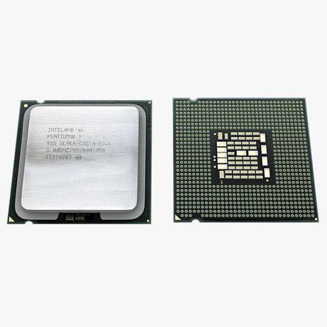 Процессор Intel Pentium D 925 3.00 GHz сокет 775