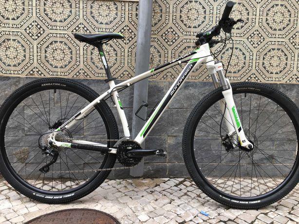 Bicicleta btt mondraker roda 29