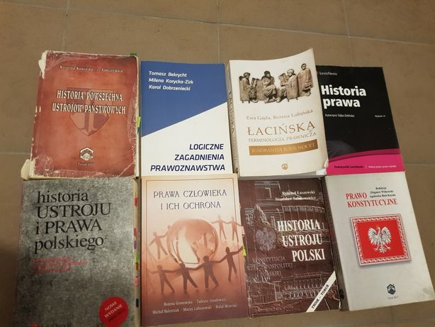 Książka, Prawo, Historia,Ustroju