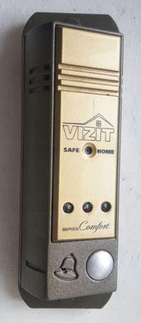 Блок вызова домофона БВД-403CPL VIZIT вызовная панель домофона