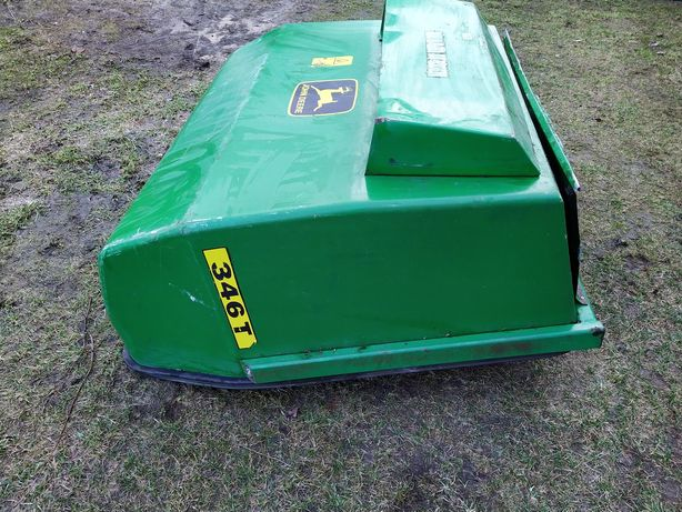 Kosz maszyny rolniczej John Deere 346T