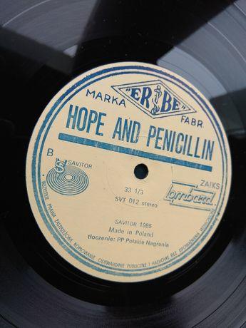 Lombard-Hope and penicillin -plyta winylowa,vinyl.