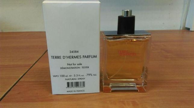 Акция! Hermes Terre d'Hermes 100мл, оригинальный тестер