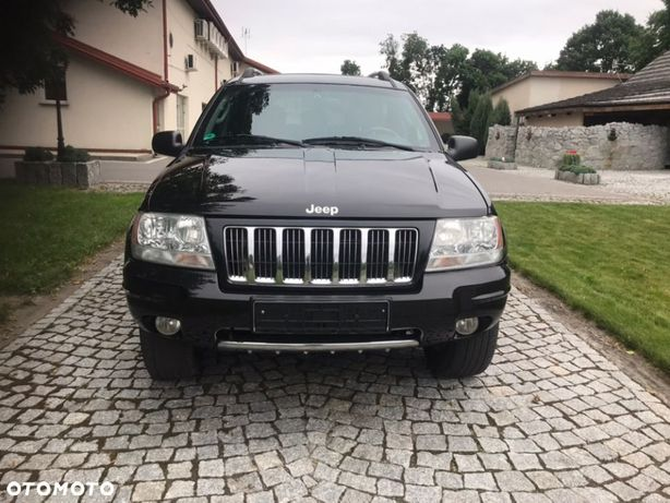 Jeep Grand Cherokee Overlan Finaly Edition