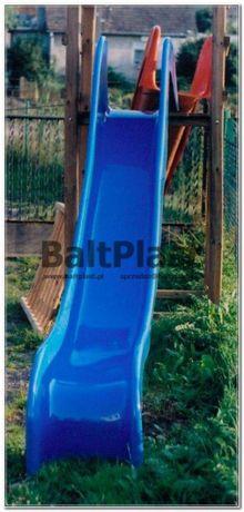Zjeżdżalnia dla dzieci 350 cm - laminat - nowa od producenta