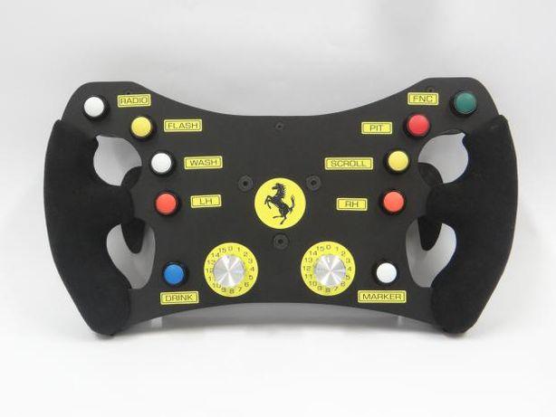 Kierownica Ferrari 488 Fanatec, Thrustmaster, Logitech, Simracing