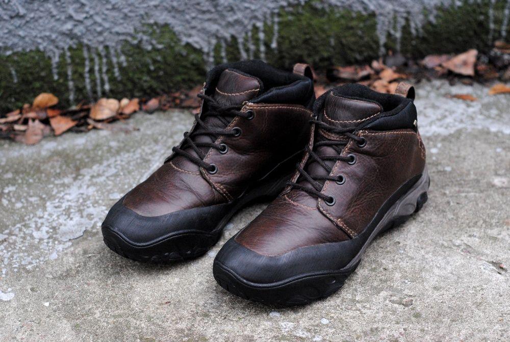 Трекинговые термо ботинки Merrell Coda Mid WTF 42-43 scarpa ecco lowa Киев - изображение 1