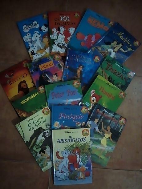 livros da Disney 15 un