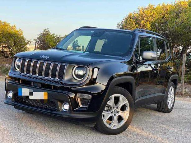 Jeep Renegade Limited 150cv Cx. Autom.