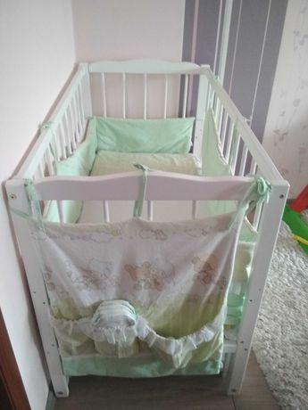 Бортик в  детскую кровать Балдахин с подставкой