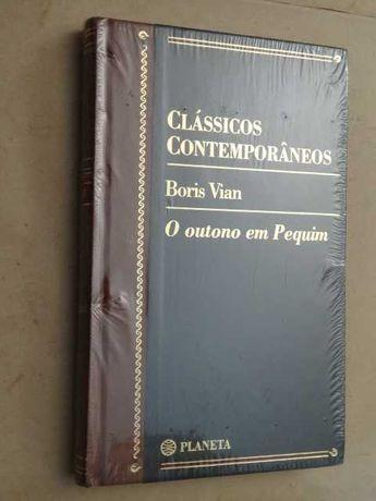 O Outono em Pequim de Boris Vian