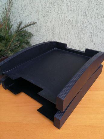 Półki szuflady na dokumenty Herlitz 2 szt