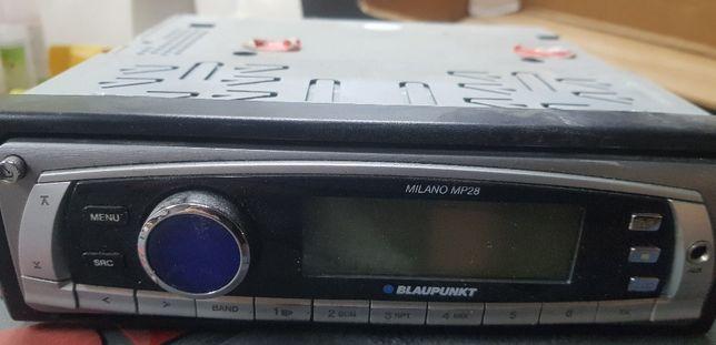 radio samochodowe Blaupunkt Milano MP28
