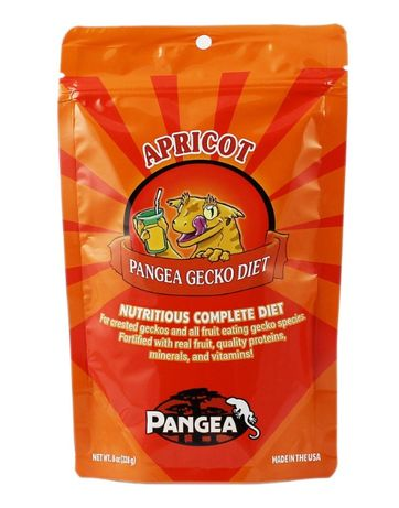 Pangea - karma dla gekon orzęsiony, najlepsza cena, kilka smaków