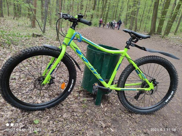rower jest w idealnym stanie