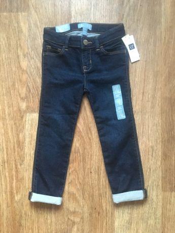 новые джинсы Gap 4 года рост 99-107 см джинси штаны