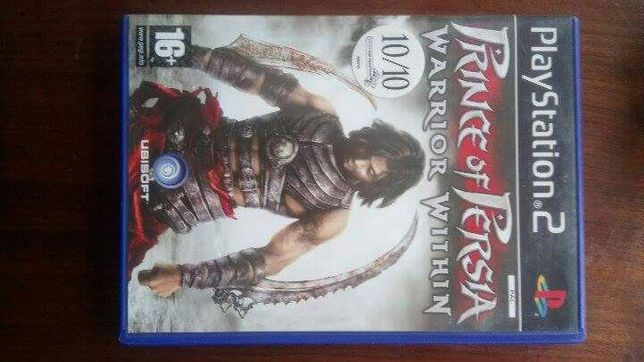 Play Station GRA Prince of Persia Warrior Within