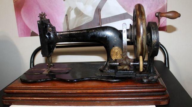 Stara maszyna do szycia SINGER 12 MFG CO N.Y./USA
