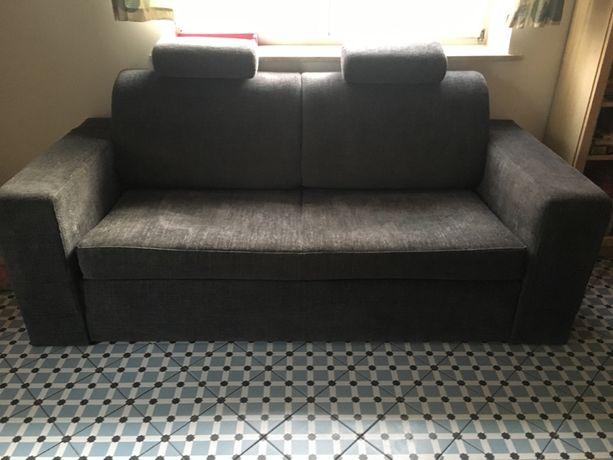 Wypoczynek, sofa rozkladana i fotel